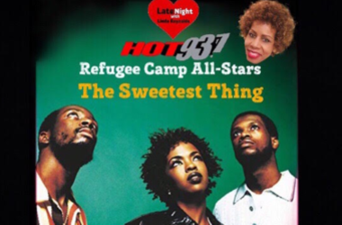 Refugee Camp All-Stars 1st #latenightlove