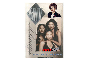 SWV You're Always On My Mind 1st #latenightlove