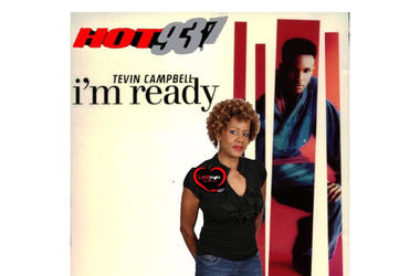 Tevin Campbell I'm Ready 1st on #LateNightLove