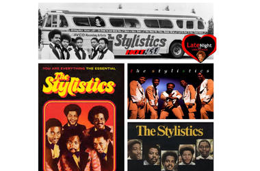 #tbt The Stylistics 1st #LateNightLove