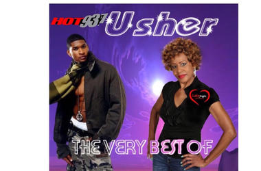 Usher Nice & Slow 1st #latenightlove