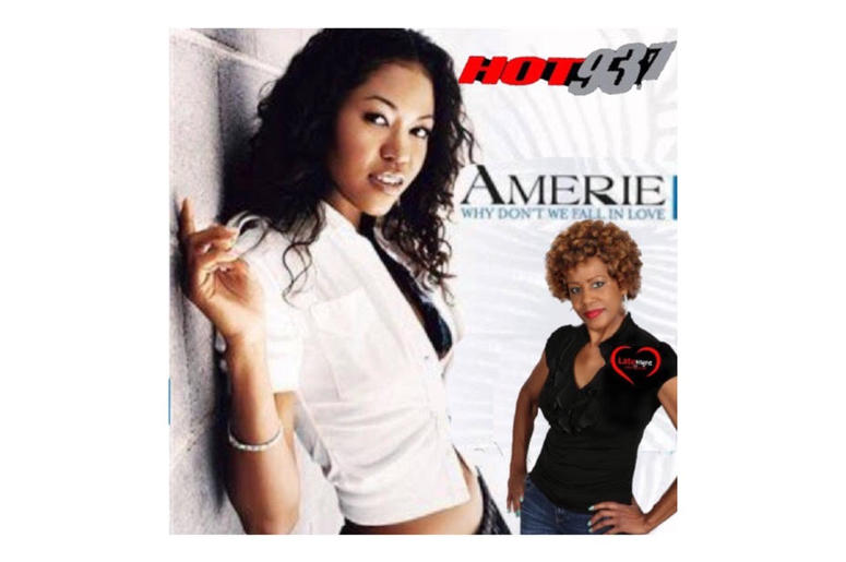 Amerie Why Don't We Fall In Love 1st #latenightlove