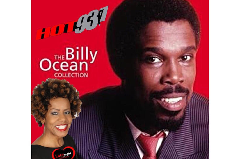 Billy Ocean Suddenly 1st 11p #LateNightLove
