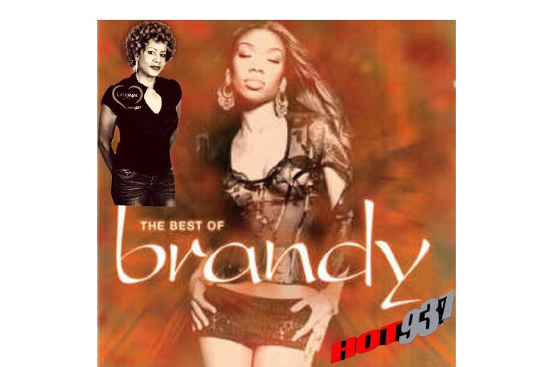 Brandy 1st #LateNightLove