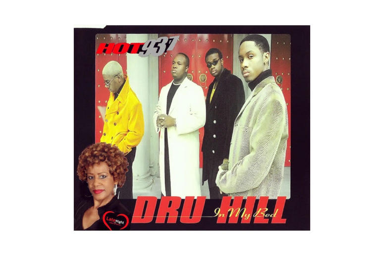 Dru Hill In My Bed 1st #latenightlove