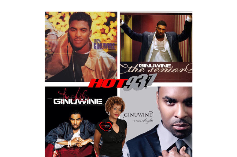 Ginuwine So Anxious 10p #LateNightLove
