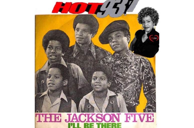 The Jackson 5 1st #latenightlove