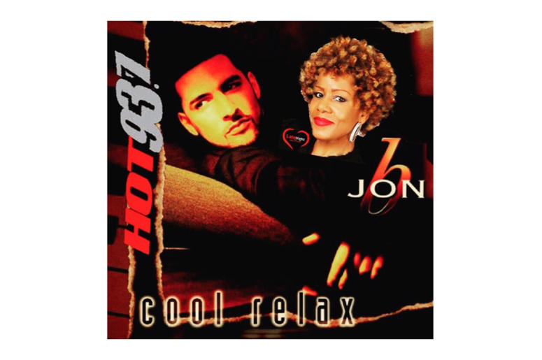 Jon B 1st on #latenightlove