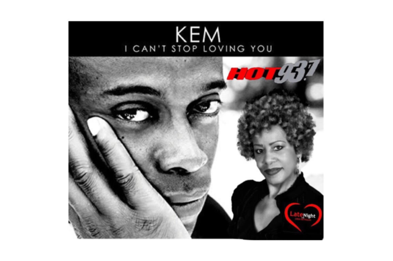 Kem I Can't Stop Loving You 1st #latenightlove