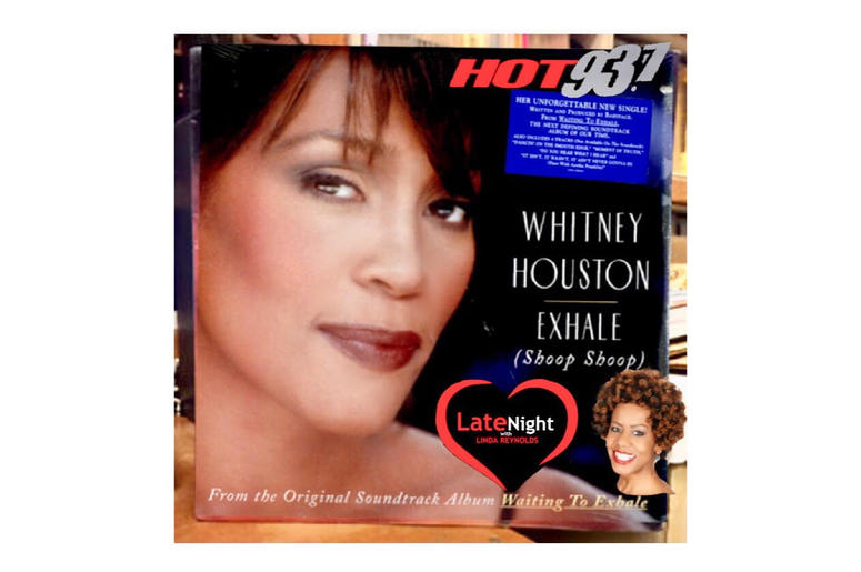 Whitney Houston Exhale (Shoop Shoop) 1st #latenightlove