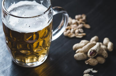 Beer and Peanuts
