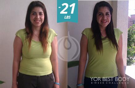 Body Challenge Winner - 3rd Place Women's Slim