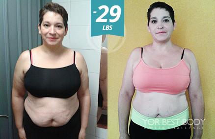 Body Challenge Winner - 2º Place Women's Slim