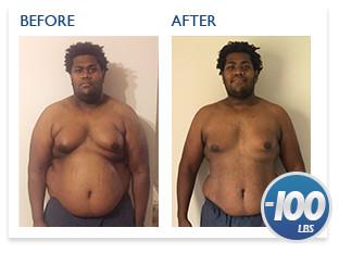 Patrick Gregory 100 Pound Club