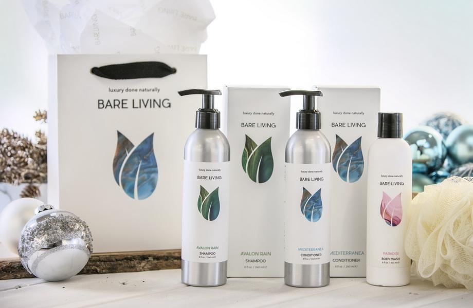 Luxurious-Shower-Set