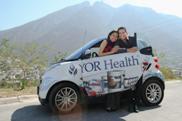 YOR Health Smart Car