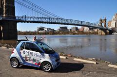 Smart Car in Ohio