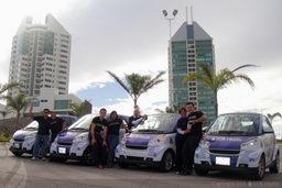 Smart Car Group Shots