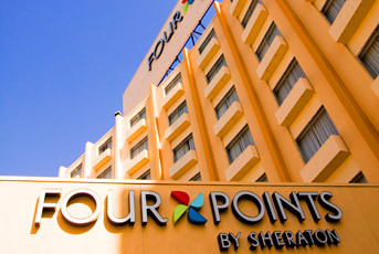 Four Points Sheraton Los Angeles International Airport