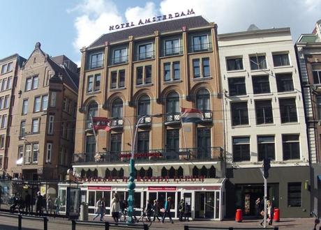 Hotel Amsterdam De Roode Leeuw