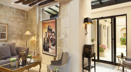 Hotel Saint Germain - Paris 7