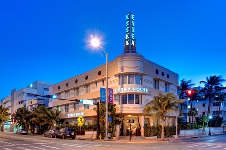 Essex House Hotel Miami Beach