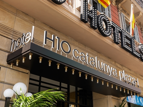 H10 Catalunya Plaza Boutique Hotel