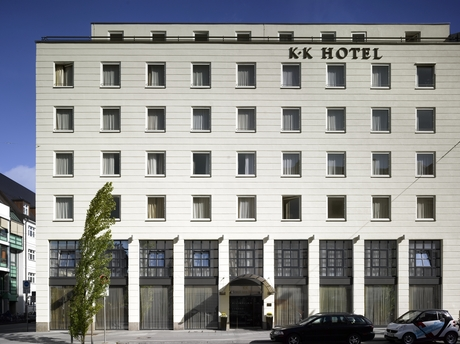 K Plus K Hotel Am Harras Munich
