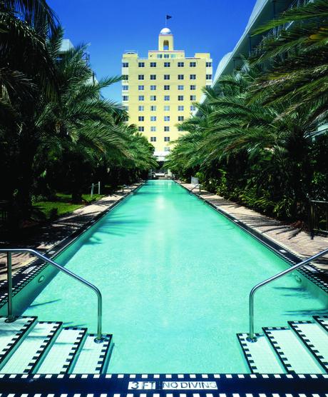 The National Hotel South Beach Miami Beach Hotel Florida