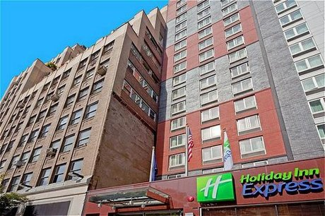 Holiday Inn Express Times Square New York