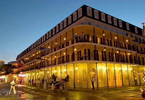 Hotels On Toulouse Street New Orleans