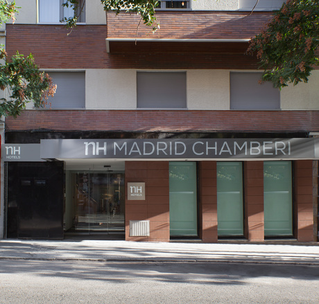 NH Madrid Chamberi Hotel