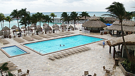 newport beachside hotel & resort miami - miami beach hotels