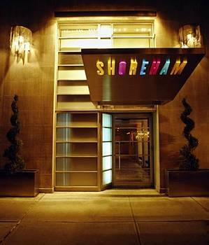 Shoreham Hotel New York