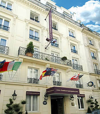 Hotel Cervantes Paris
