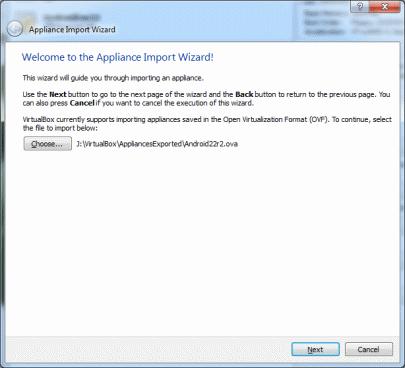 vbox-import no-size