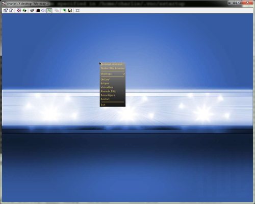 VNC and OpenBox