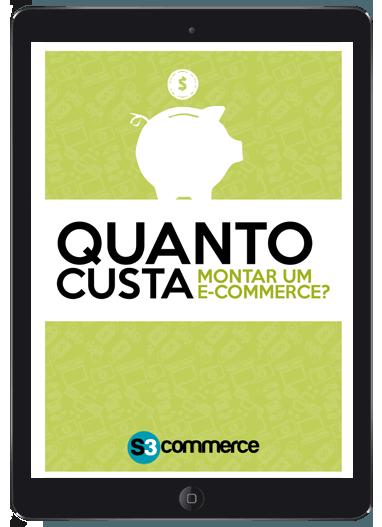 E-Book: Quanto Custa Montar um e-commerce?
