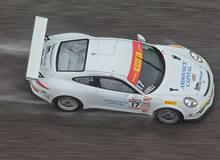 Porsche rain
