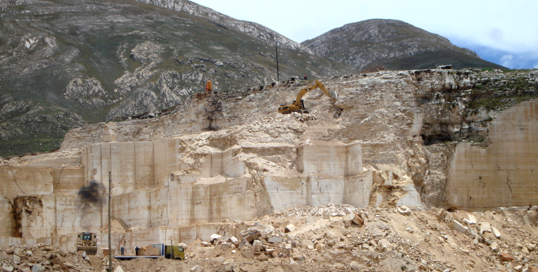Quarries - GALLOS MARMOL