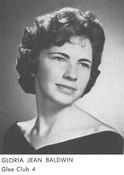 Gloria Jean Baldwin