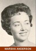 Marcia K Anderson