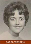 Carol J Wendell (Kuhn)