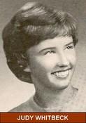 Judy A Whitbeck (Garcia)