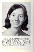 Sue Critzer (Hughes)