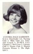 Cynthia Dale Garrison (Freelin)