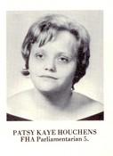 """Patricia """"Patsy"""" Houchens"""