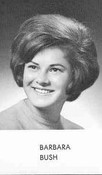 Barbara Bush (Patterson)