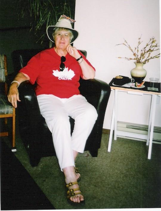 Diane McLaren
