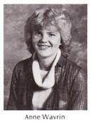 Anne Wavrin